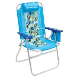 Margaritaville Big Shot Beach Chair - Turquoise (SC453MV-501-1)