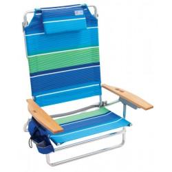 Rio Beach Big Kahuna Beach Chair - Stripe (SC795-1905-1)