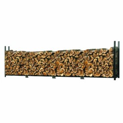 ShelterLogic 16 ft Ultra Duty Firewood Rack Cover (90469)