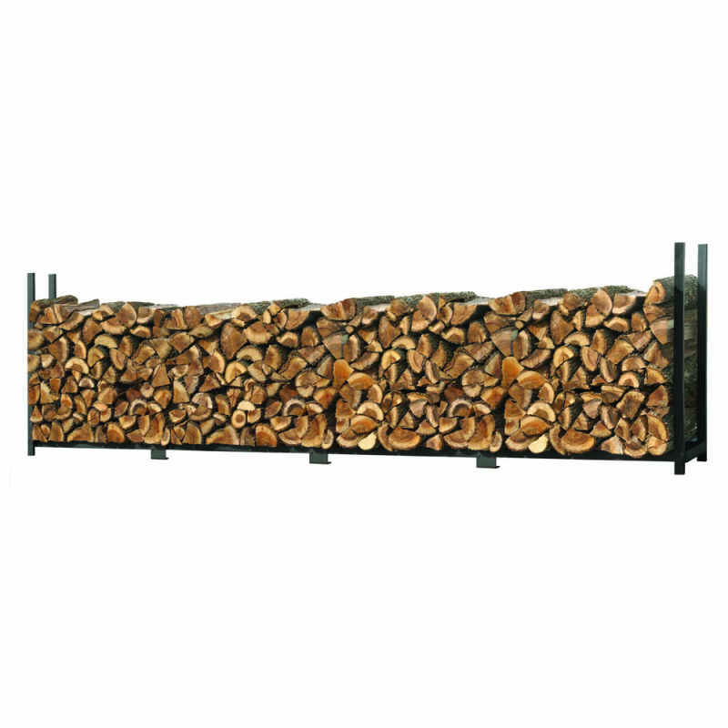 Shelter Logic 16 ft Ultra Duty Firewood Rack Cover (90469)