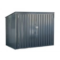 Arrow 6x3 Storboss Storage Shed Kit - Charcoal (STB63CC)