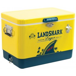 Margaritaville Powder Coated 54 Quart Cooler - Landshark (TC54MV-12-1)