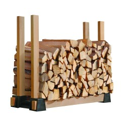ShelterLogic LumberRack Firewood Bracket Kit  (90460)