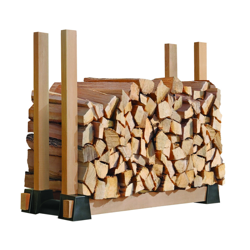 Shelter Logic LumberRack Firewood Bracket Kit (90460)