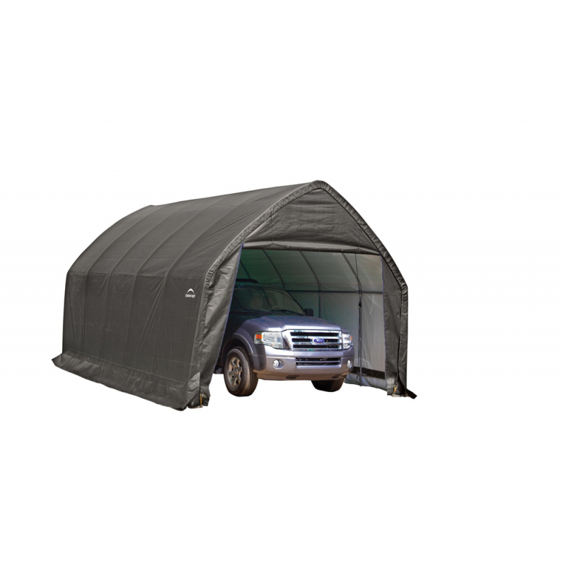 Shelter Logic 13×20×12 SUV/Truck Shelter - Grey (62693)