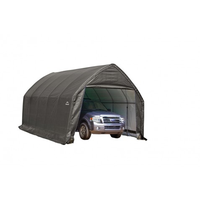 Shelter Logic 13×20×12 SUV/Truck Shelter - Grey (62693)