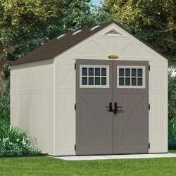 Suncast 8x10 Tremont Storage Shed w/ Floor (BMS8100)