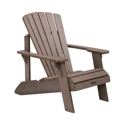 Lifetime Adirondack Chair - Light Brown (60283)