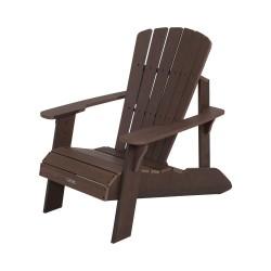 Lifetime Adirondack Chair - Rustic Brown (60289)