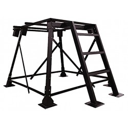 Banks Outdoors Steel 4 ft. Tower System (BNKST4TS)