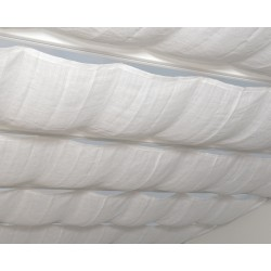 Palram Patio Cover 10x28 Blinds - White (HG1076)