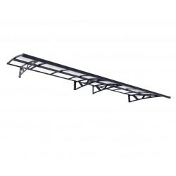 Palram 4460 Amsterdam Door Canopy Awning Kit (HG9577)