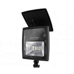 GamaSonic Solar Flood Light w/ Bright White LEDs (GS-203-203001)
