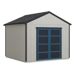 Handy Home Rookwood 10x8 Wood Storage Shed Kit (19424-5)