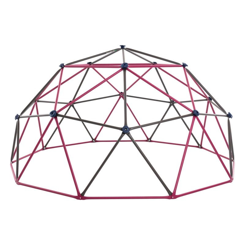 """Lifetime 66"""" Dome Climber - Berry and Brown (91088)"""