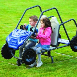 Lifetime 4x4 ATV Bouncer Teeter Totter (90580)