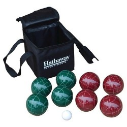 Hathaway Sports Bocce Ball Game Kit (BG3121)