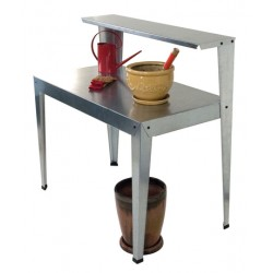 Poly-Tex Galvanized Potting Bench Kit (HG2000)