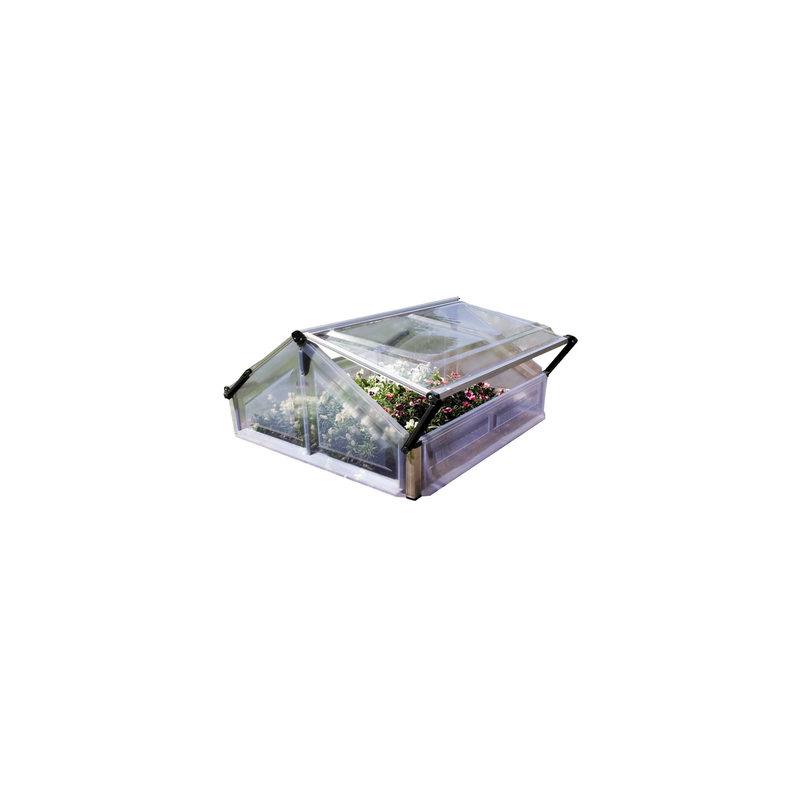 Palram Cold Frame - Double Greenhouse Kit (HG3300)
