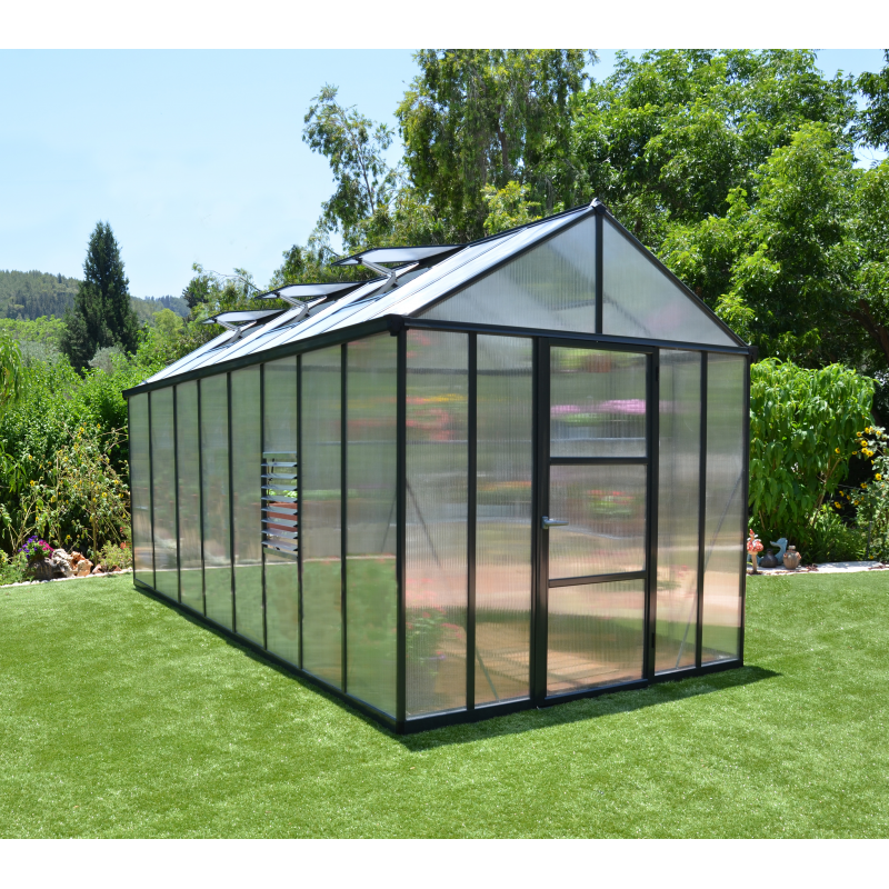 palram 8x16 glory greenhouse kit hg5616