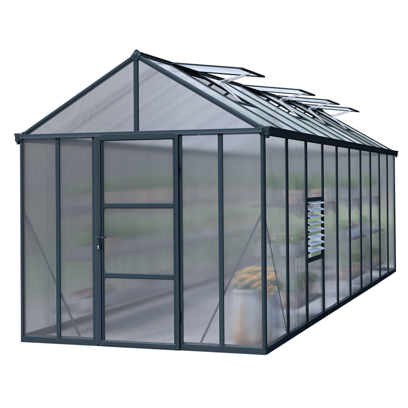 Palram 8x20 Glory Greenhouse Kit (HG5620)