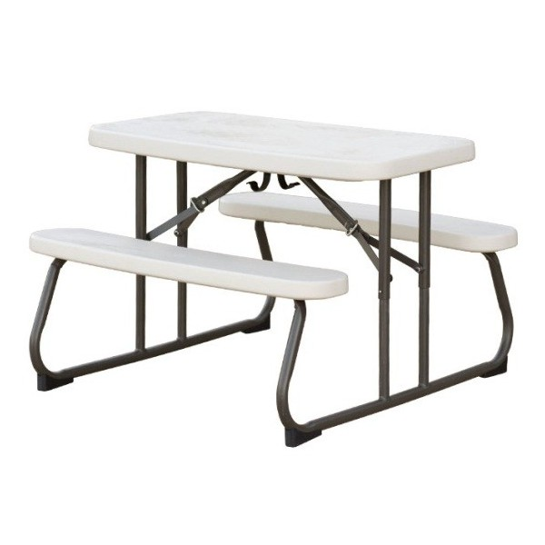 Lifetime Kids Folding Picnic Table Almond 280094