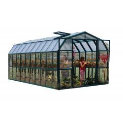 Rion Grand Gardener 2 Clear 8x20 Greenhouse Kit (HG7220C)