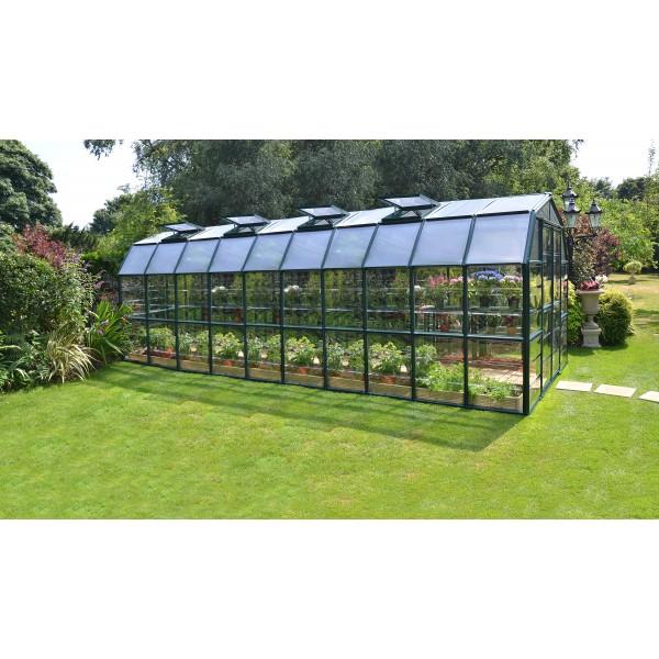 Rion 8x20 Grand Gardener 2 Greenhouse Kit
