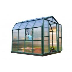 Rion Prestige 2 Twin Wall 8x8 Greenhouse Kit (HG7308)