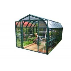 Rion 8x16 Grand Gardener 2 Greenhouse Kit - Clear (HG7216C)