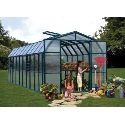 Rion 8x20 Grand Gardener 2 Greenhouse Kit - Twin Wall (HG7220)