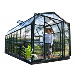 Rion 8x16 Prestige 2 Greenhouse Kit - Clear (HG7316C)