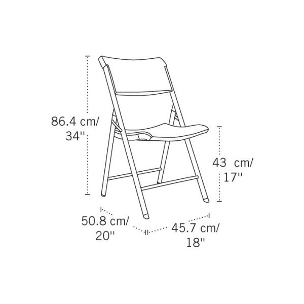 Awesome Lifetime 4 Pack Light Commercial Contemporary Folding Chairs White 80191 Lamtechconsult Wood Chair Design Ideas Lamtechconsultcom