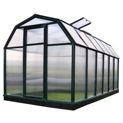 Rion 6x12 EcoGrow 2 Twin Wall  Greenhouse Kit (HG7012)