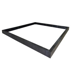 Rion 6x8 EcoGrow 2 Greenhouse Base Kit (HG7032)
