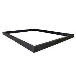 Rion 8x12 Hobby / Grand Gardener Greenhouse Base Kit (HG7131)