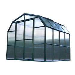 Rion 8x8 Grand Gardener 2 Twin Wall Greenhouse Kit (HG7208)