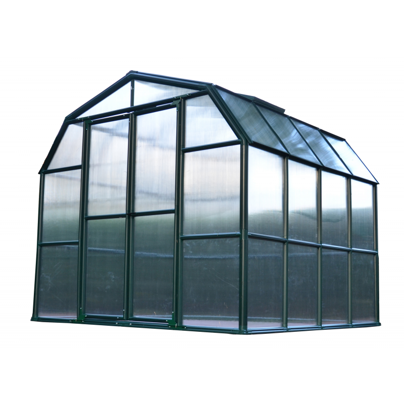 Rion 8x8 Grand Gardener 2 Twin Wall Greenhouse Kit Hg7208