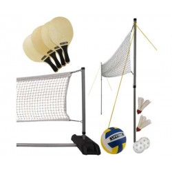 Lifetime Driveway Volleyball Set (90541)