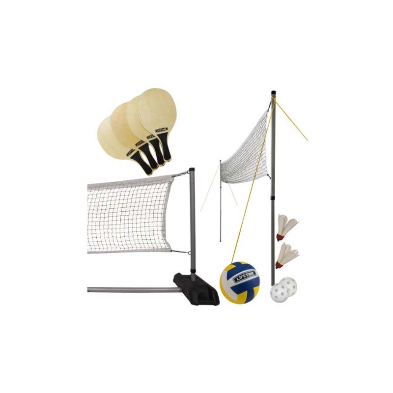 Lifetime Driveway Volleyball Set (90541)