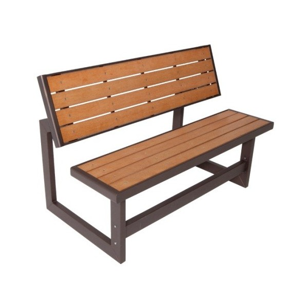 Lifetime Faux Wood Convertible Bench Kit 60054
