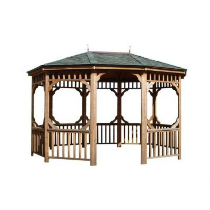 Handy Home 12x16 Monterey Oval Gazebo (19505-1)