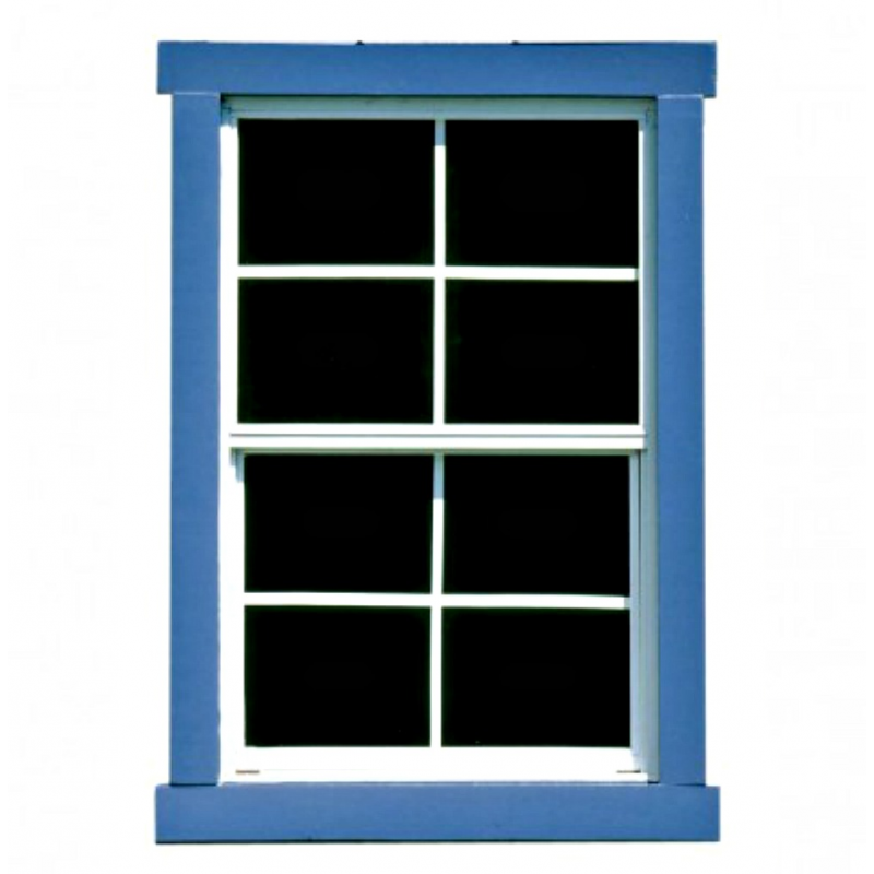 Small Square Window (18810-7)