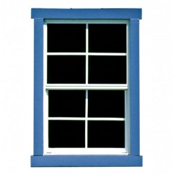 Large Square Window (18811-4)