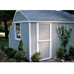 Handy Home Phoenix 8x10 Solar Shed Greenhouse Kit 18147 4