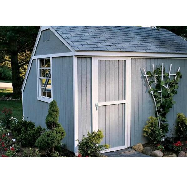 Handy Home Phoenix 8x10 Solar Shed Greenhouse Kit (18147-4
