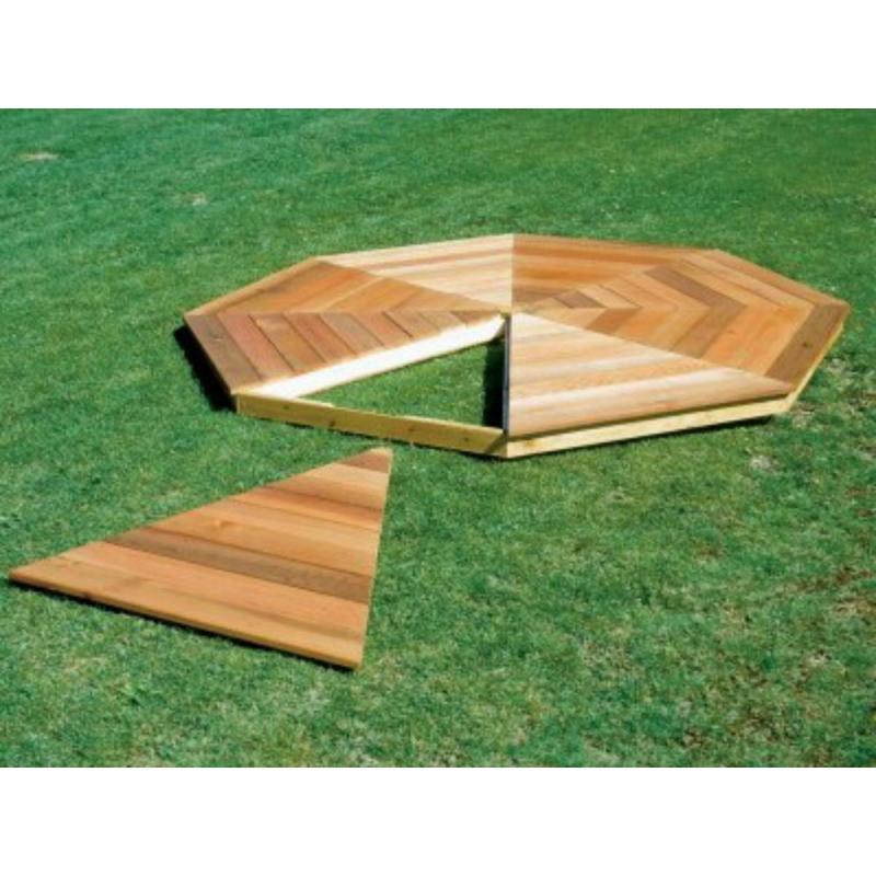 Handy Home 10' x 14' Monterey Floor Kit (19515-0)