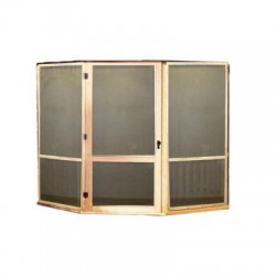Handy Home 12ft. San Marino Screens with Door Kit (19936-3)