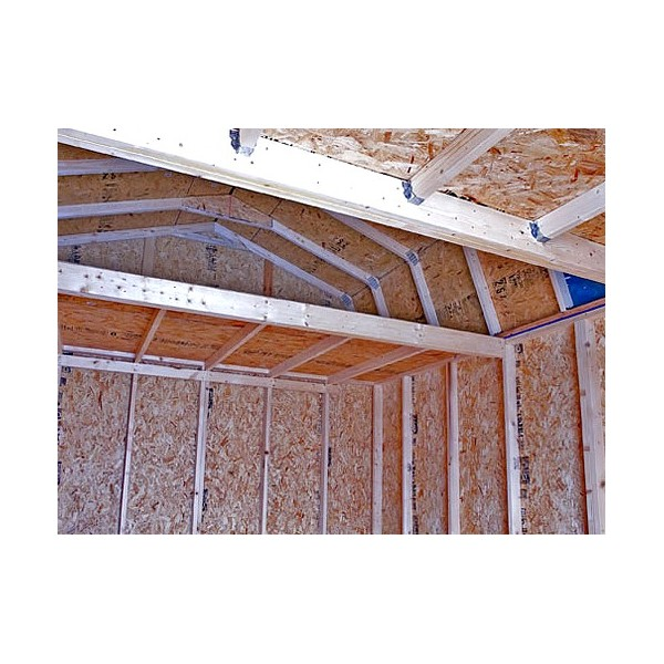 Millcreek 12x20 Wood Storage Shed Kit