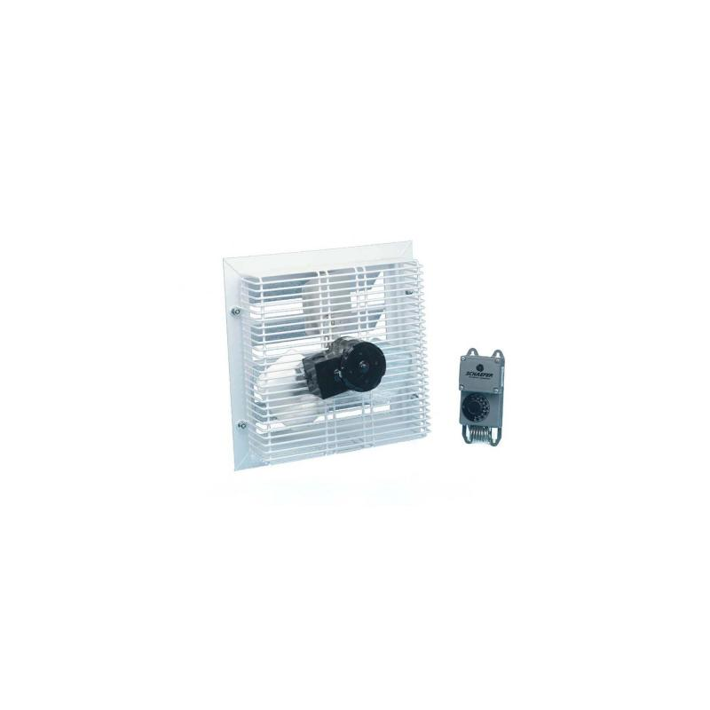 Powered Fan with Thermostat 18153-5